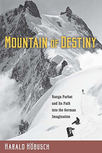 9781571139580: Mountain of Destiny (Studies in German Literature, Linguistics, and Culture)