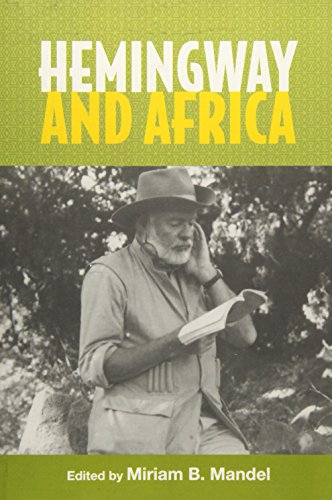9781571139672: Hemingway and Africa: 0 (Studies in American Literature and Culture)