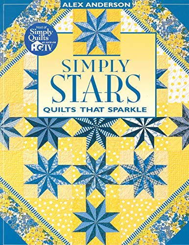 9781571200198: Simply Stars: Quilts That Sparkle