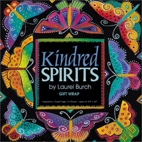 9781571201263: Kindred Spirits Gift Wrap