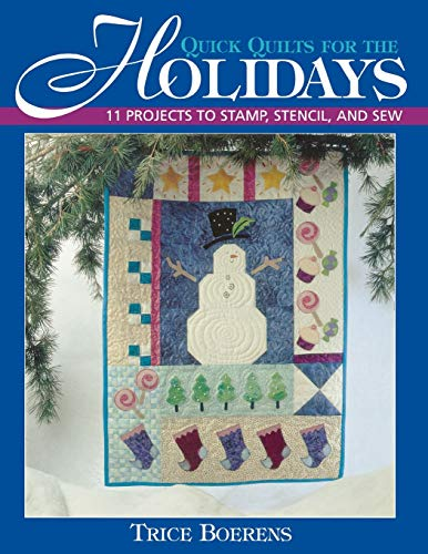 9781571201430: Quick Quilts for the Holidays
