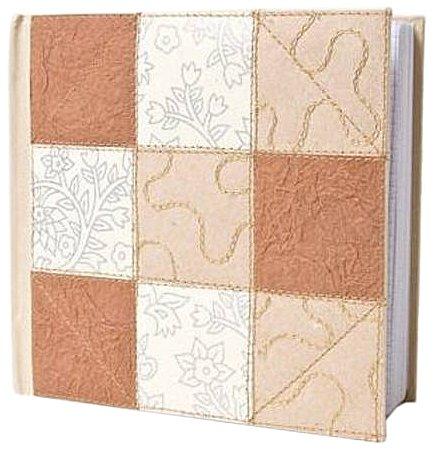 9781571206572: Quilt Journal Latte Nine Patch