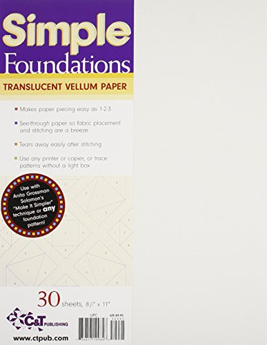 9781571208217: Simple Foundations Translucent Vellum Pa