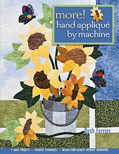 9781571208323: More! Hand Applique by Machine