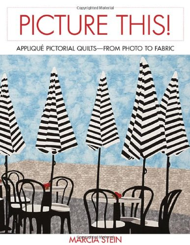 Picture This!: Applique Pictorial Quilts--From Photo to Fabric: Stein, Marcia