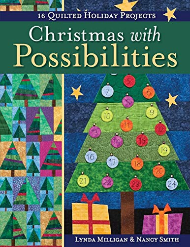 9781571209399: Christmas with Possibilities: 16 Quilted Holiday Projects