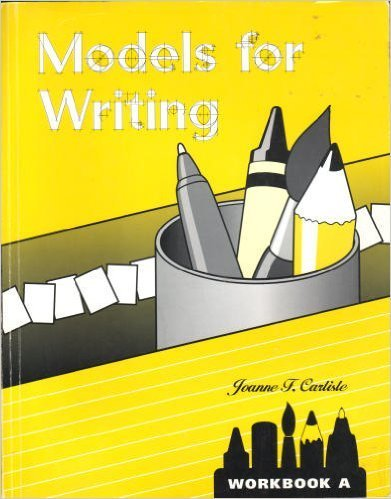 9781571280466: Models for Writing, Workbook A