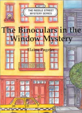 9781571280664: The binoculars in the window mystery (Riddle street mystery series)
