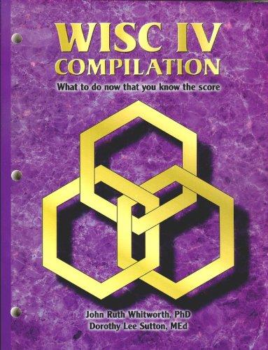 9781571283641: WISC-IV Compilation