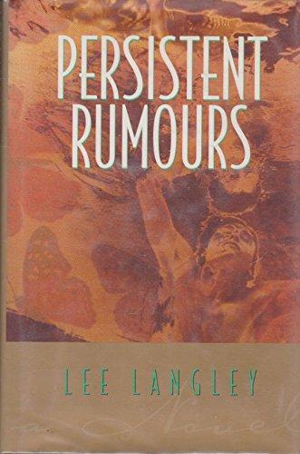9781571310019: Persistent Rumours