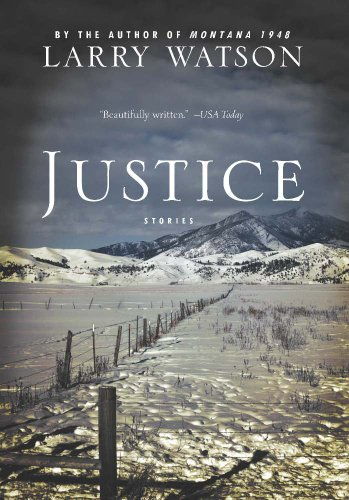 9781571310927: Justice: Stories
