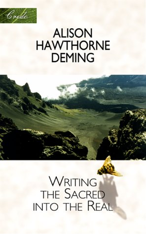9781571312488: Writing the Sacred into the Real