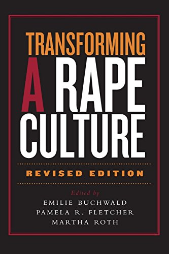 Transforming a Rape Culture - Revised Edition