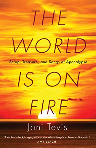 9781571313478: The World Is on Fire: Scrap, Treasure, and Songs of Apocalypse