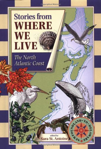 9781571316271: The North Atlantic Coast (Stories from Where We Live)