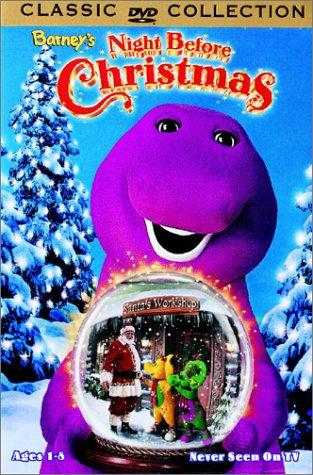 9781571324467: Barney's - Night Before Christmas