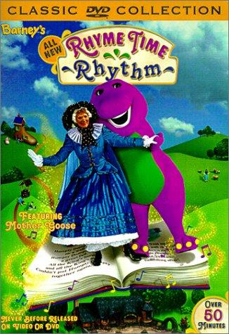 9781571324948: Barney's Rhyme Time Rhythm