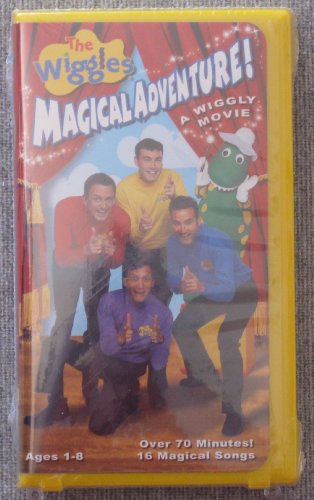 9781571327949: Wiggles:Magical Adventure