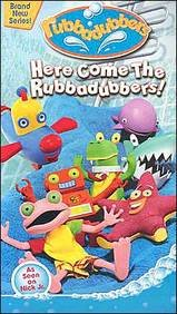 9781571328922: Rubbadubbers - Here Come the Rubbadubbers [VHS]