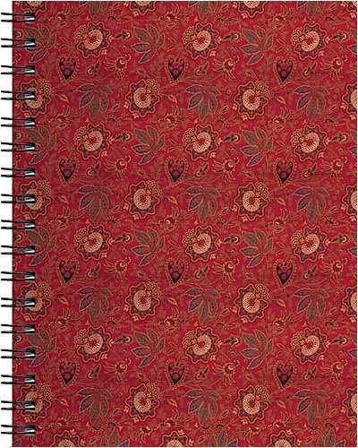 Wire-o Journal - Indian Textile #1 -