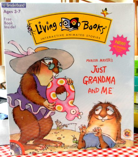 9781571350121: Just Grandma and Me (Little Critter)