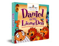 Daniel in the Lion's Den: Interactive Animated Stories That Bring the Bible to Life