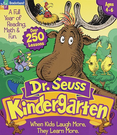 9781571354013: Dr. Seuss Learning Kindergarten