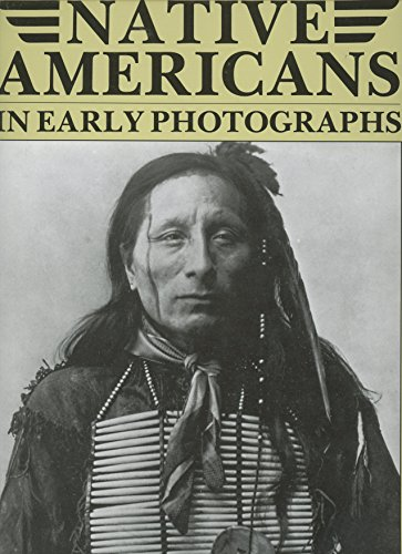 Native Americans in Early Photographs: Tom Robotham