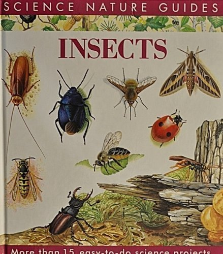 Insects of North America (Science Nature Guides): McGavin, George C.,