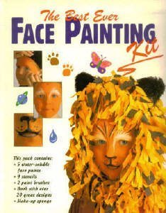 The Best Ever Face Painting Kit: Not Available