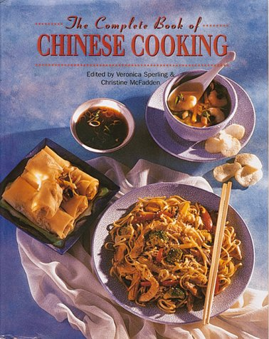 9781571451385: The Complete Book of Chinese Cooking (Complete Cookbooks)