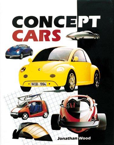 Concept Cars: Jonathan Wood