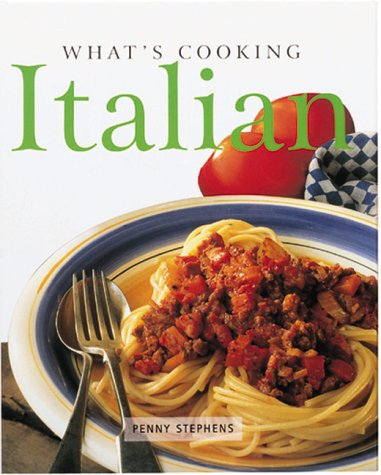 9781571451507: What's Cooking Italian