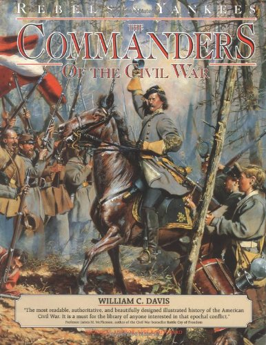 9781571451927: Rebels and Yankees: Commanders of the Civil War