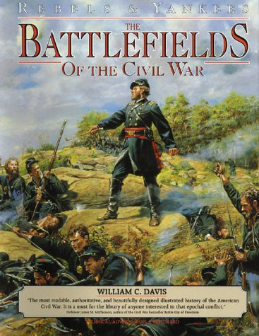 9781571451941: Rebels and Yankees: Battlefields of the Civil War