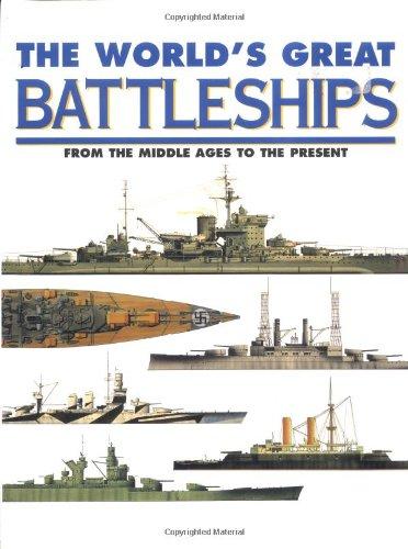 9781571452627: The World's Great Battleships