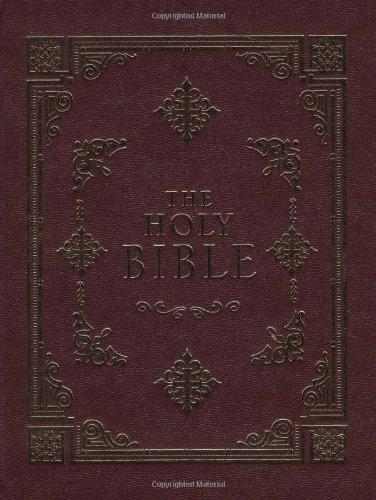 9781571452825: The Holy Bible, Illuminated Family Edition, King James Version