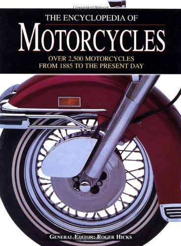 9781571452955: The Encyclopedia of Motorcycles