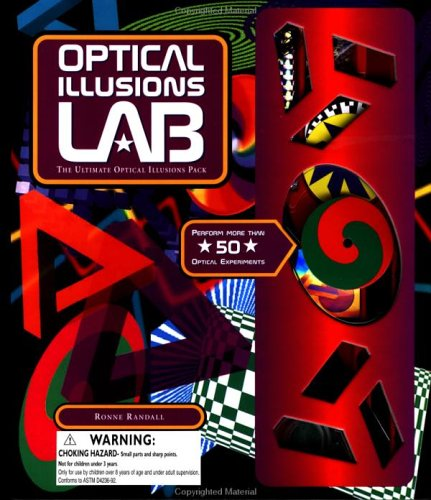 9781571453839: Optical Illusions Lab: The Ultimate Optical Illusions Pack
