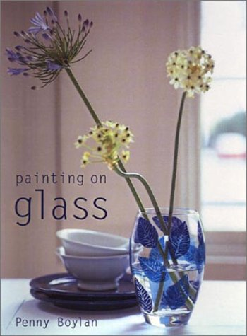 9781571455185: Painting on Glass