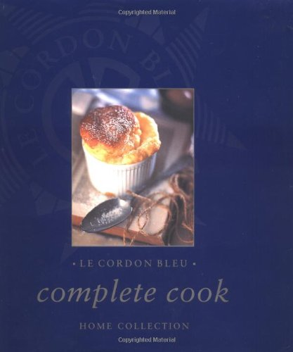 Le Cordon Bleu Complete Cook Home Collection: The Master Chefs