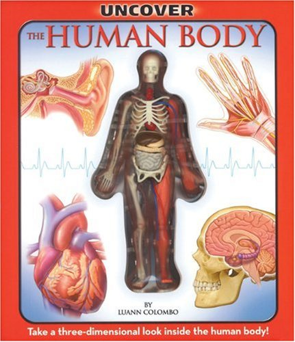 9781571457899: Uncover the Human Body: An Uncover It Book