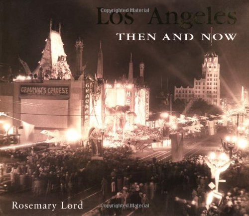 9781571457943: Los Angeles Then and Now (Then & Now)