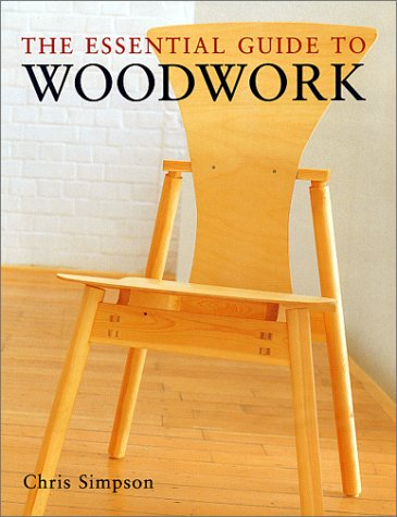 9781571458193: The Essential Guide to Woodwork