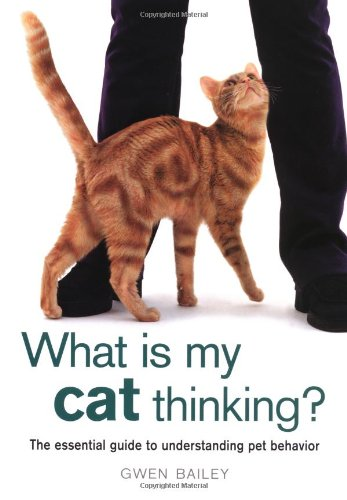 WHAT IS MY CAT THINKING? : The Essential Guide to Understanding Pet Behavior