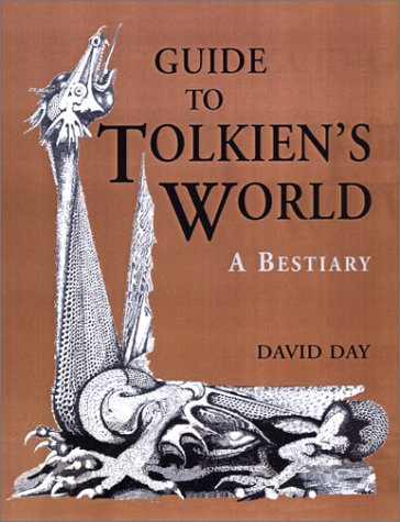 9781571458780: Guide to Tolkien's World: A Bestiary