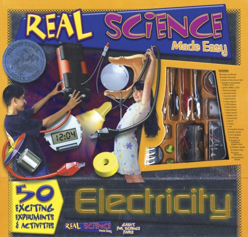 9781571459688: Electricity: Real Science Made Easy