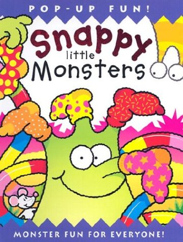 9781571459862: Snappy Little Monsters