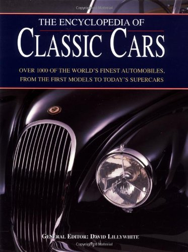 9781571459909: The Encyclopedia of Classic Cars