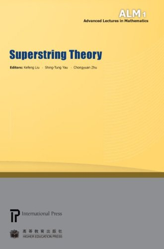9781571461315: Superstring Theory (volume 1 of the Advanced Lectures in Mathematics series)